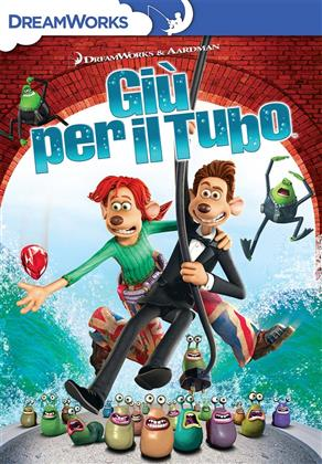 Giù per il tubo - Flushed away (2006)