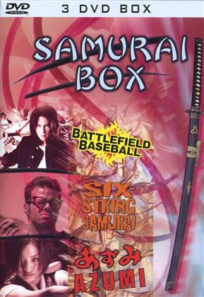 Samurai Box (3 DVDs)