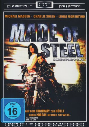 Made of Steel (1993) (Classic Cult Collection, Director's Cut, Versione Rimasterizzata, Uncut)