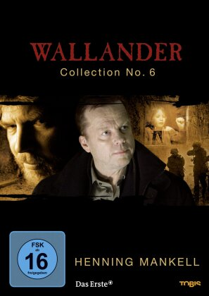 Wallander - Collection 6 (2 DVDs)