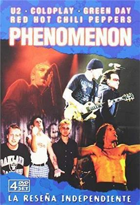Various Artists - Phenomenon (4 DVD)