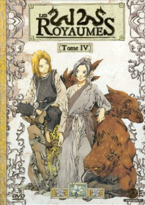 Les 12 Royaumes - Tome 4 (Mediabook, 3 DVDs)