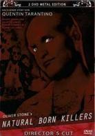 Natural Born Killers (1994) (Director's Cut, Steelbook)