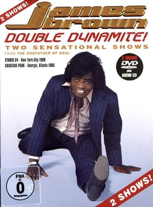 James Brown - Double Dynamite (DVD + CD)