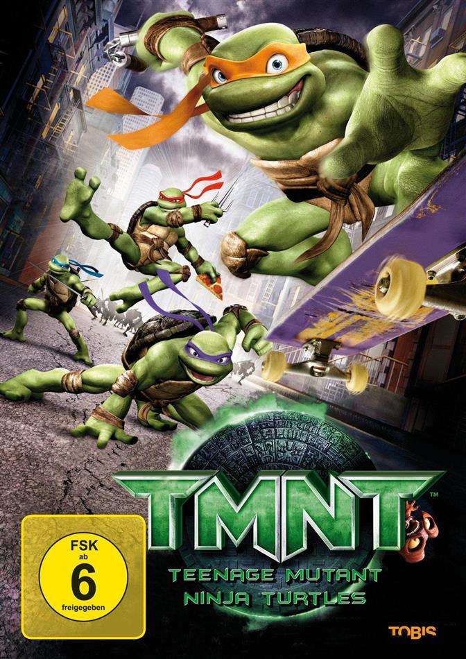 TMNT - Teenage Mutant Ninja Turtles (2007)