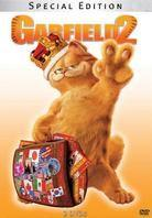 Garfield 2 (2006) (Special Edition, Steelbook, 2 DVDs)