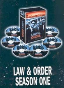 Law & Order - Season 1 (6 DVDs)