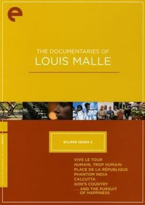 The Documentaries of Louis Malle (Criterion Collection, 6 DVDs)