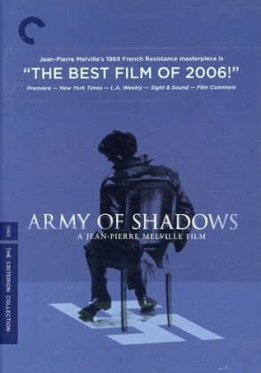 Army of Shadows (1969) (Criterion Collection, 2 DVDs)