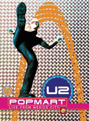 U2 - Popmart Live from Mexico City (Deluxe Edition, 2 DVDs)