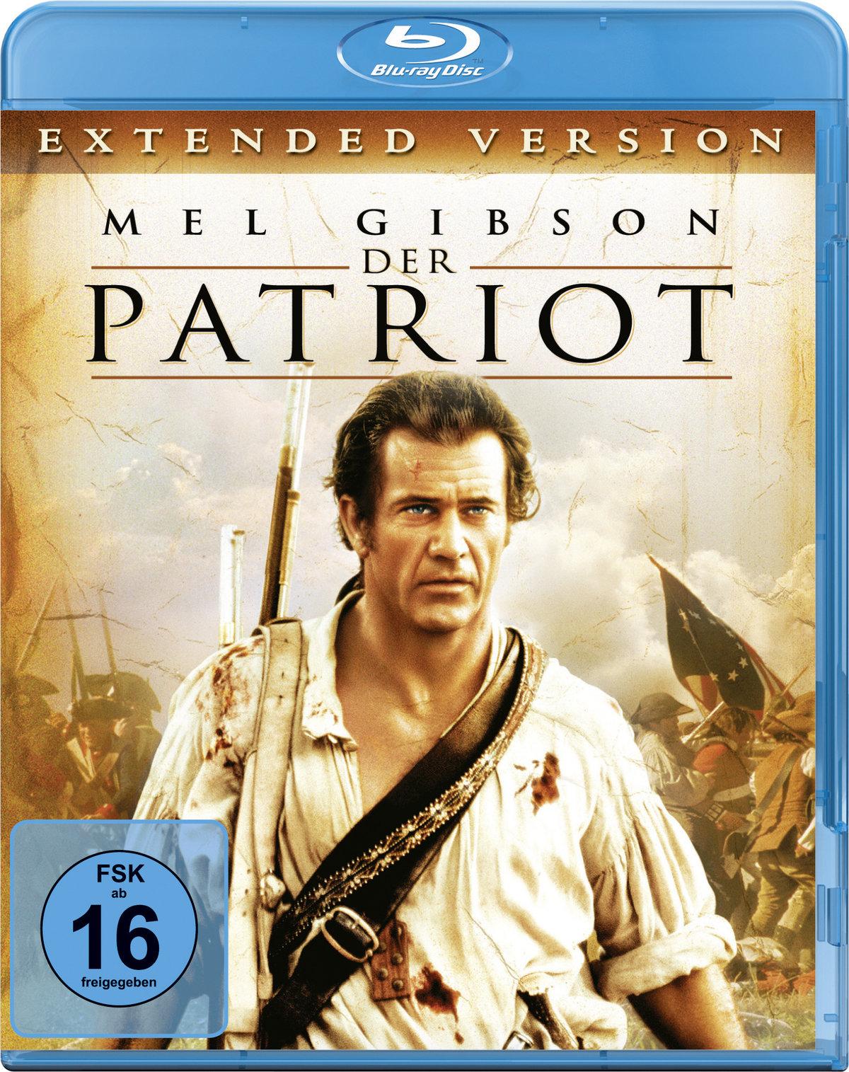 Der Patriot (2000) - (Extended Edition)