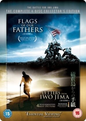 Flags of our fathers & Letters from Iwo Jima (Special Edition, 4 DVDs)
