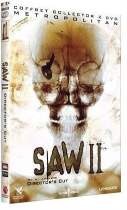 Saw 2 (2005) (Director's Cut, 2 DVDs)