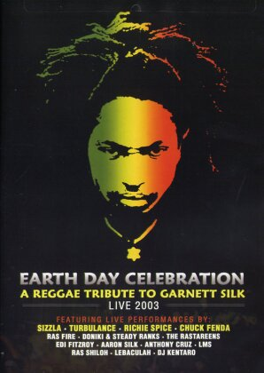 Garnett Silk - Earth Day Celebration - A Reggae tribute to Garnett Silk