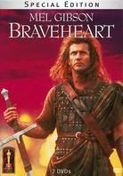 Braveheart (1995) (Special Edition, Steelbook, 2 DVDs)