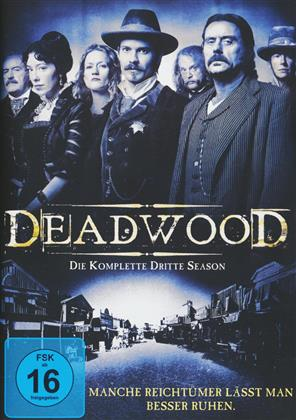 Deadwood - Staffel 3 (4 DVDs)