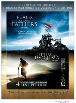 Flags of Our Father / The Letters from Iwo Jima (Collector's Edition, 5 DVDs)
