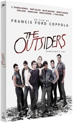 The Outsiders (1983) (Director's Cut, 2 DVD)