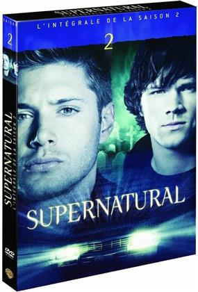Supernatural - Saison 2 (6 DVDs)