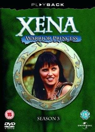 Xena - Warrior Princess - Season 3 (6 DVDs)