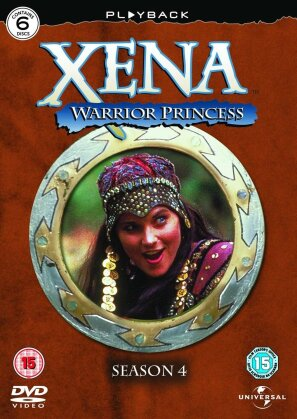 Xena - Warrior Princess - Season 4 (6 DVDs)
