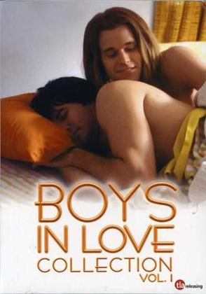 Boys in Love Collection - Vol. 1 (Edizione Limitata, 3 DVD)