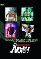 Noah Pro Wrestling - Summer Navigation 2006