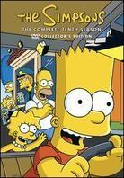 The Simpsons - Season 10 (Collector's Edition, 4 DVDs)
