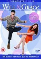 Will & Grace - Series 6 (6 DVDs)