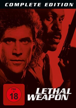 Lethal Weapon 1-4 (Complete Edition)