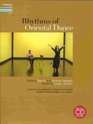 Various Artists - Rhythms of oriental dance (DVD + CD)