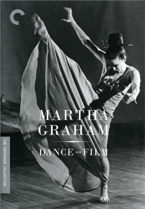 Martha Graham: Dance on Film (Criterion Collection, 2 DVD)
