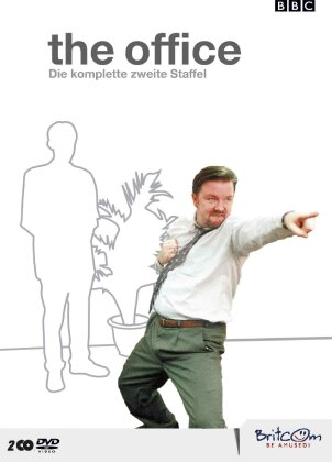 The Office - Staffel 2 (BBC, 2 DVDs)