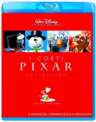I corti Pixar Collection - Vol. 1