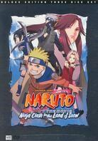 Naruto: The Movie - Ninja Clash in the Land of Snow (2004) (Deluxe Edition)