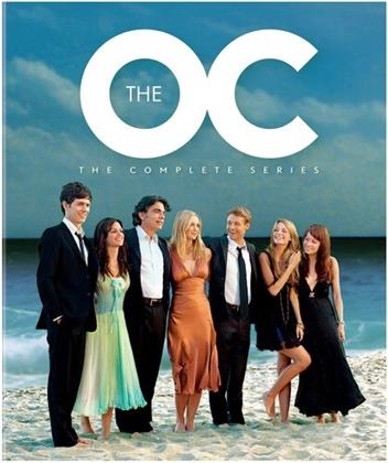 The O.C. - The Complete Series (Collector's Edition, 28 DVDs)