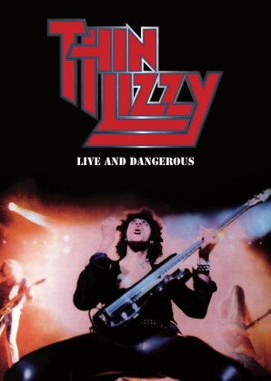Thin Lizzy - Live & Dangerous (Deluxe Edition, DVD + CD)