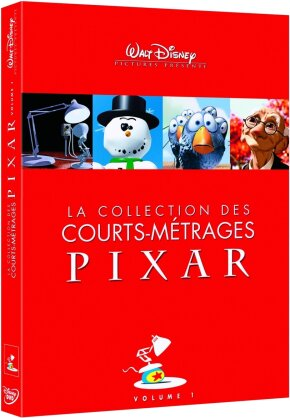 La collection des courts-métrages Pixar - Vol. 1