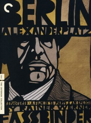 Berlin Alexanderplatz (Criterion Collection, 7 DVDs)