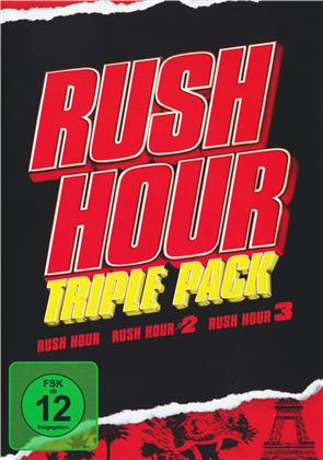 Rush Hour Triple Pack (3 DVD)