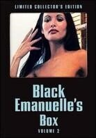 Black Emanuelle's Box - Vol. 2 (Edizione Limitata, 3 DVD)