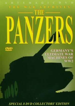 Panzers (Collector's Edition, 8 DVDs)