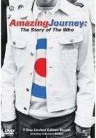 The Who - Amazing Journey (Collector's Edition, 2 DVDs)