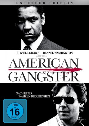 American Gangster (2007) (Extended Edition)
