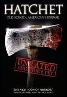 Hatchet (2006) (Director's Cut, Unrated)