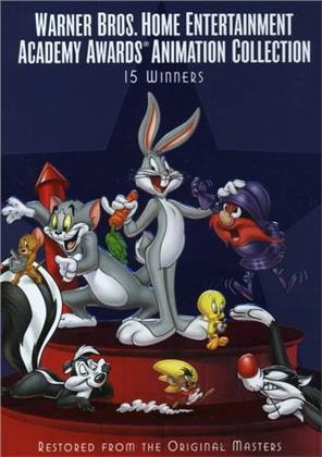 Warner Brothers Presents: - Academy Awards Animation Collection (Remastered)