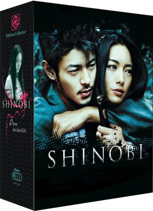 Shinobi (Box, Collector's Edition, 3 DVDs + CD)