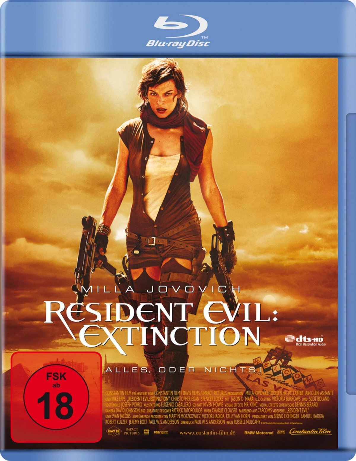 Resident Evil 3 (2007) - Extinction