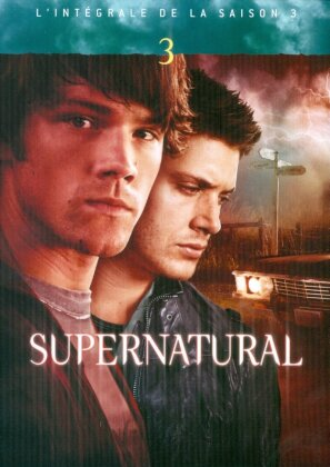 Supernatural - Saison 3 (5 DVDs)