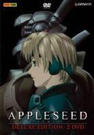 Appleseed - The movie (Deluxe Edition, 2 DVDs)